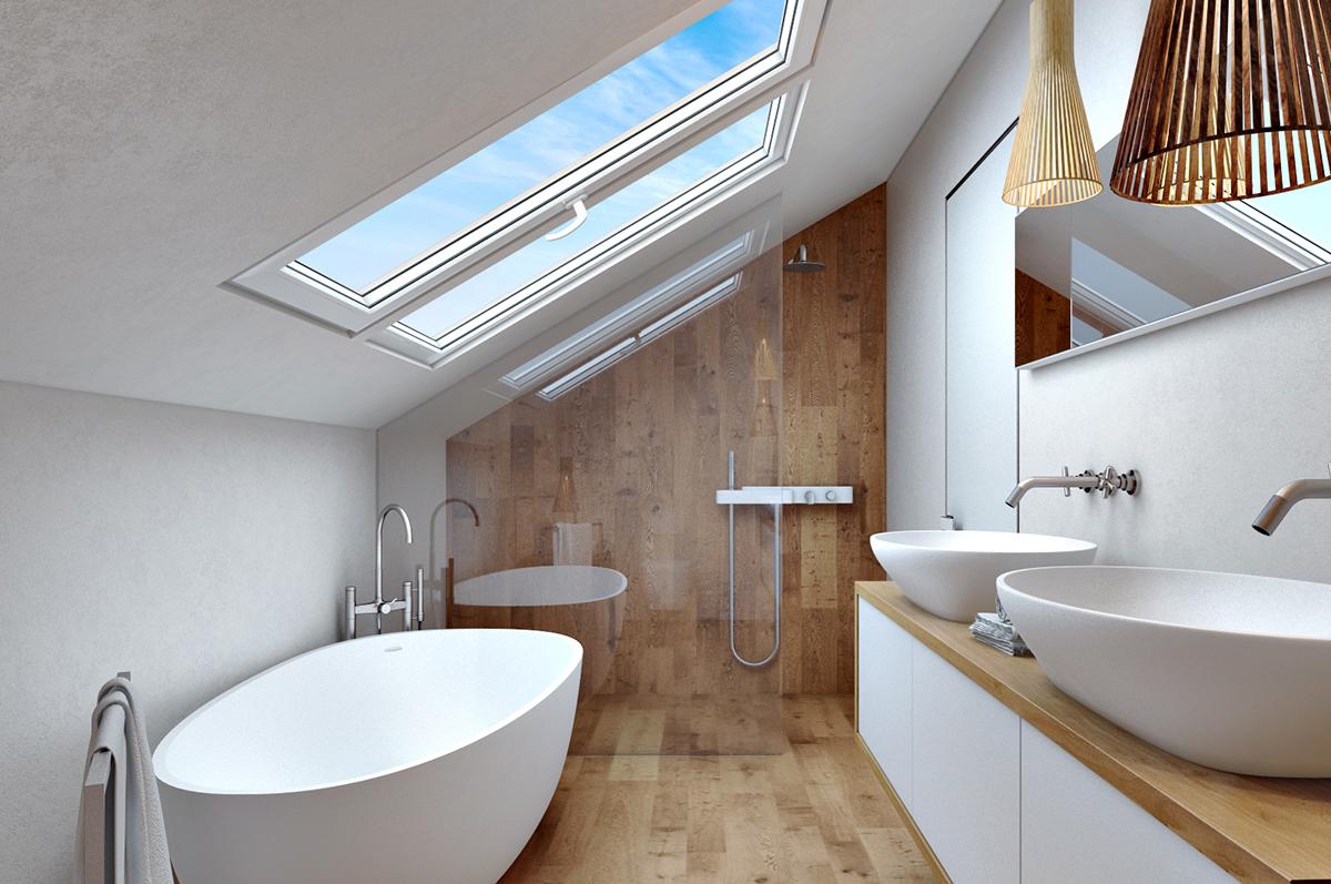 fashionable bathroom design ideas