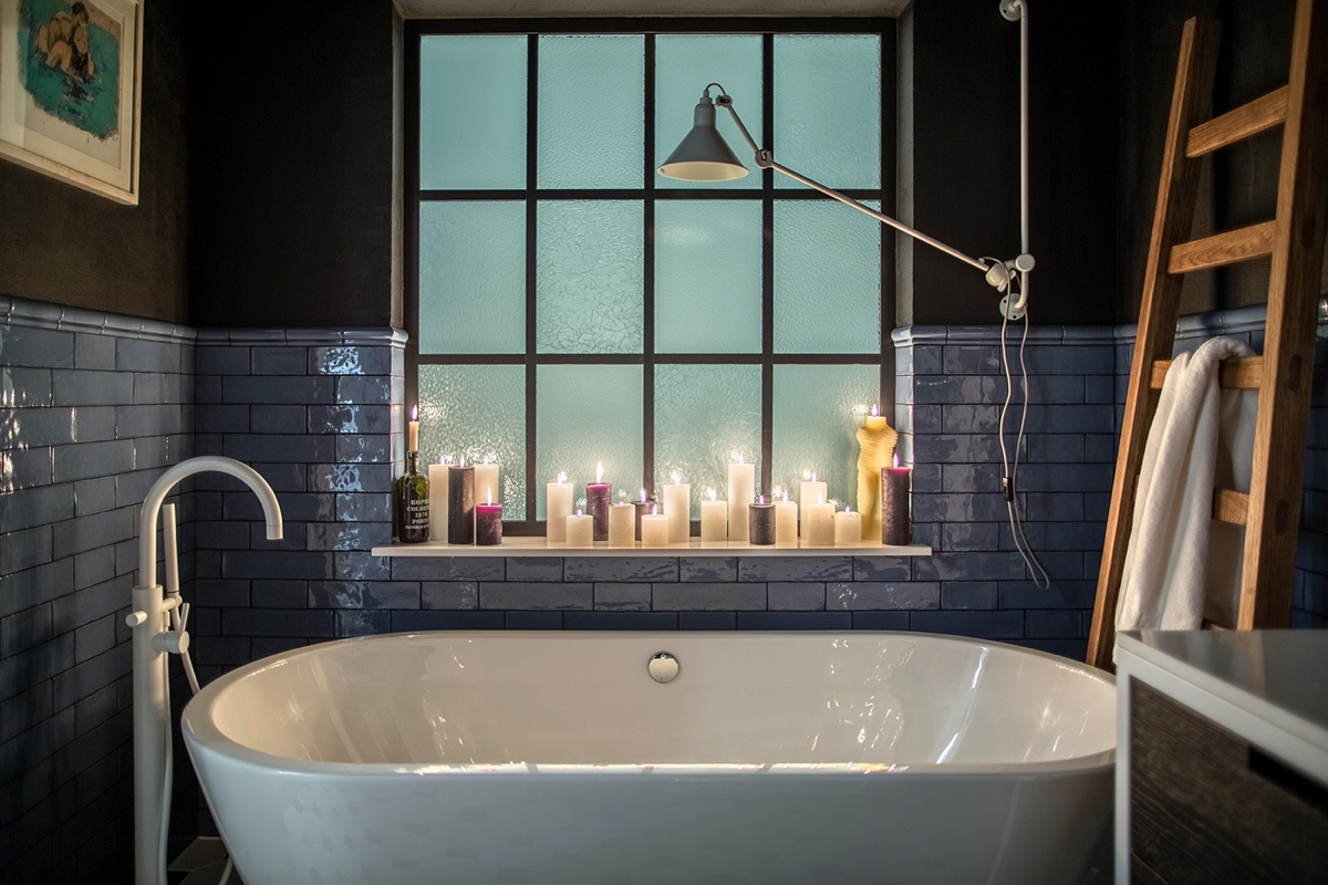 Outstanding Bathroom Designs With Unique and Cute Pattern ...