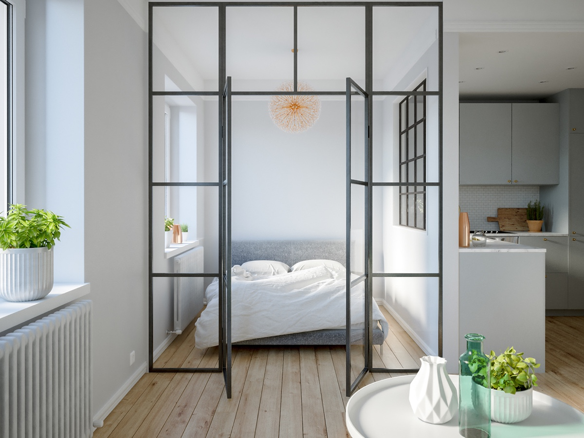 bedroom-with-glass-walls
