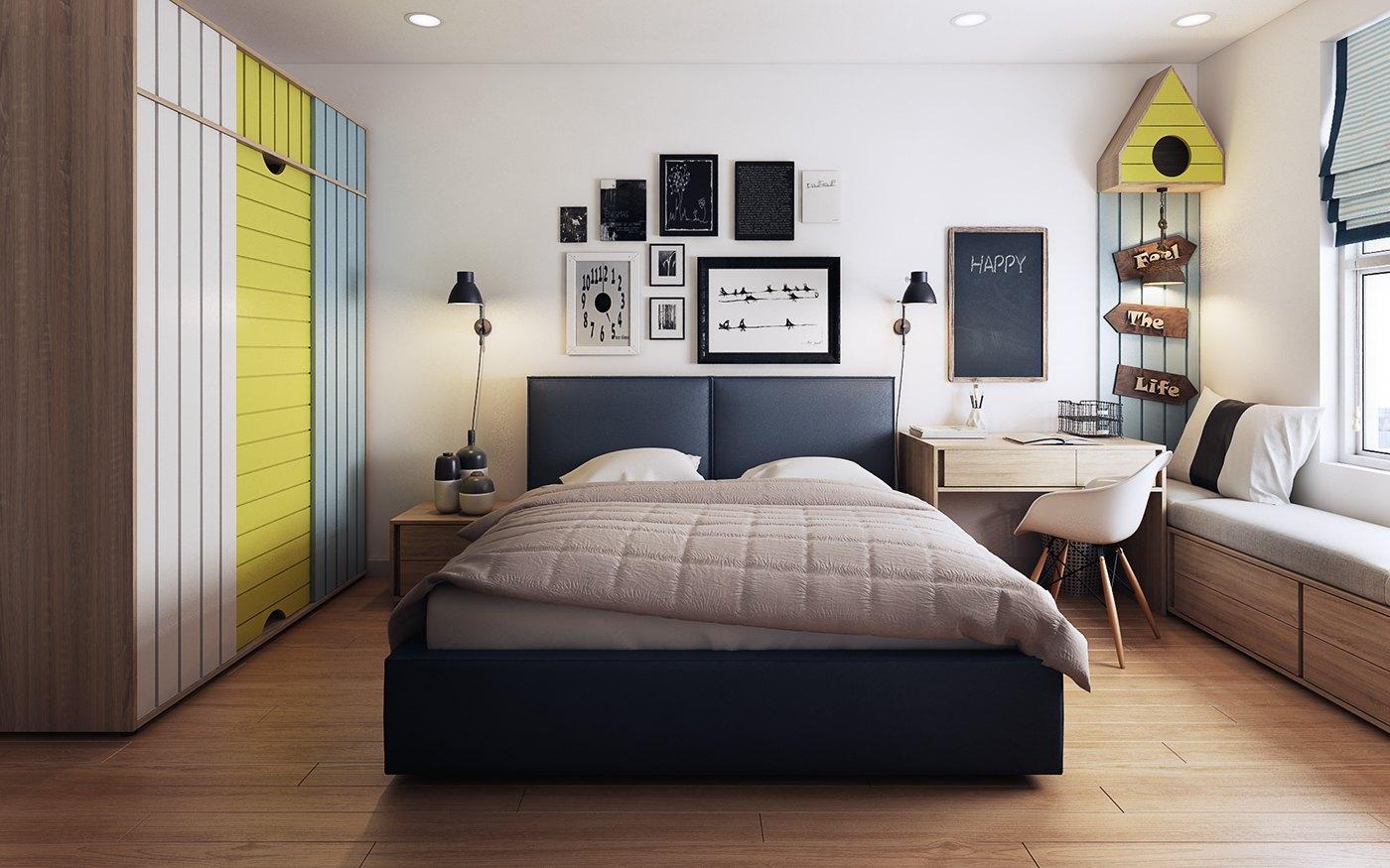 bird-themed-bedroom