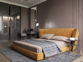 trendy bedrooms design