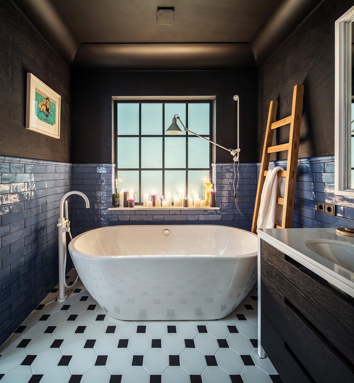chest bathroom decor ideas