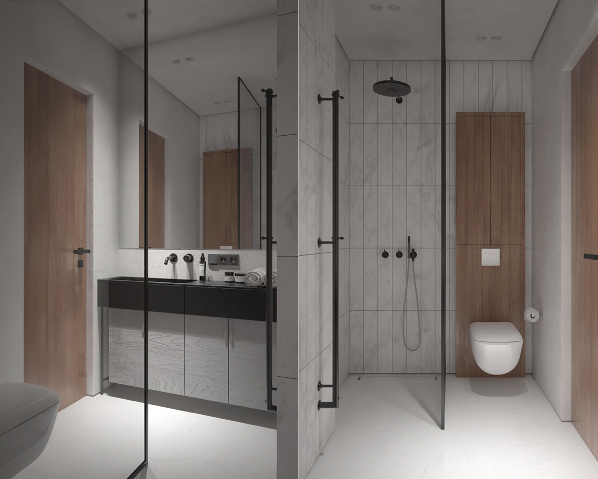 glass-open-shower-small-bathroom