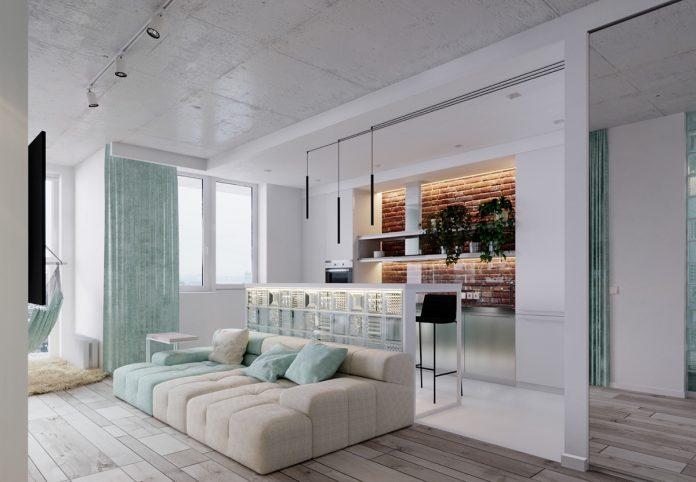 unique apartment design
