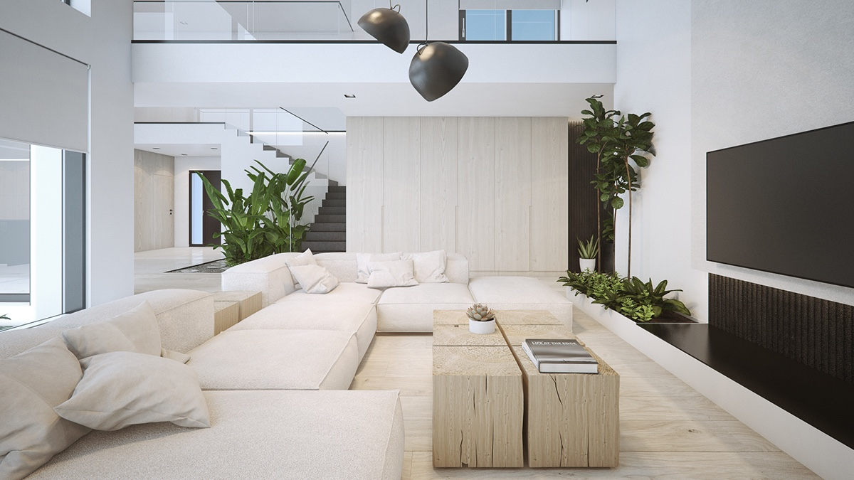 Chic Home Interior Design Ideas With Wooden Accent Can Retreat ...