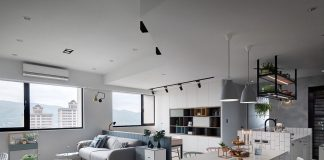 scandinavian style apartment design