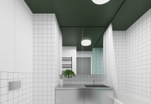 trendy bathroom designs