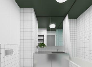 trendy bathroom designs