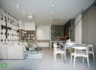 gorgeous apartment design