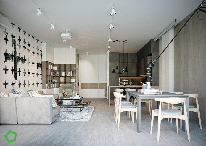 gorgeous apartment design