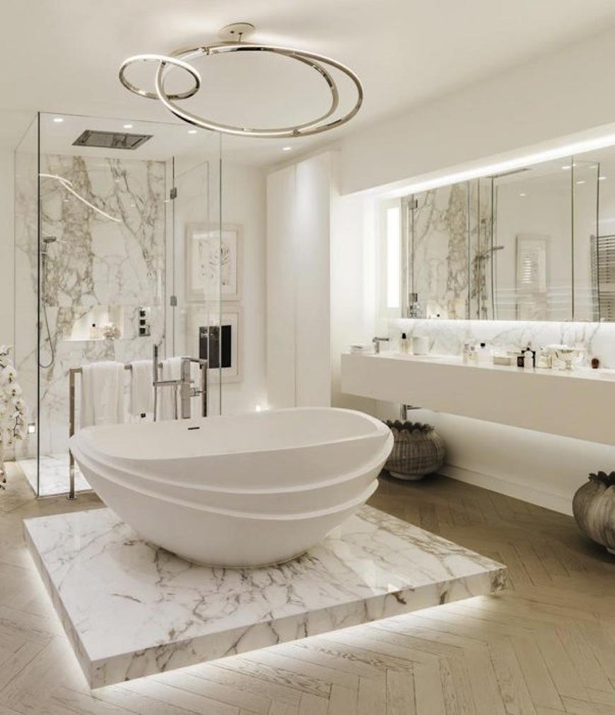 luxury extraordinary bathroom ideas