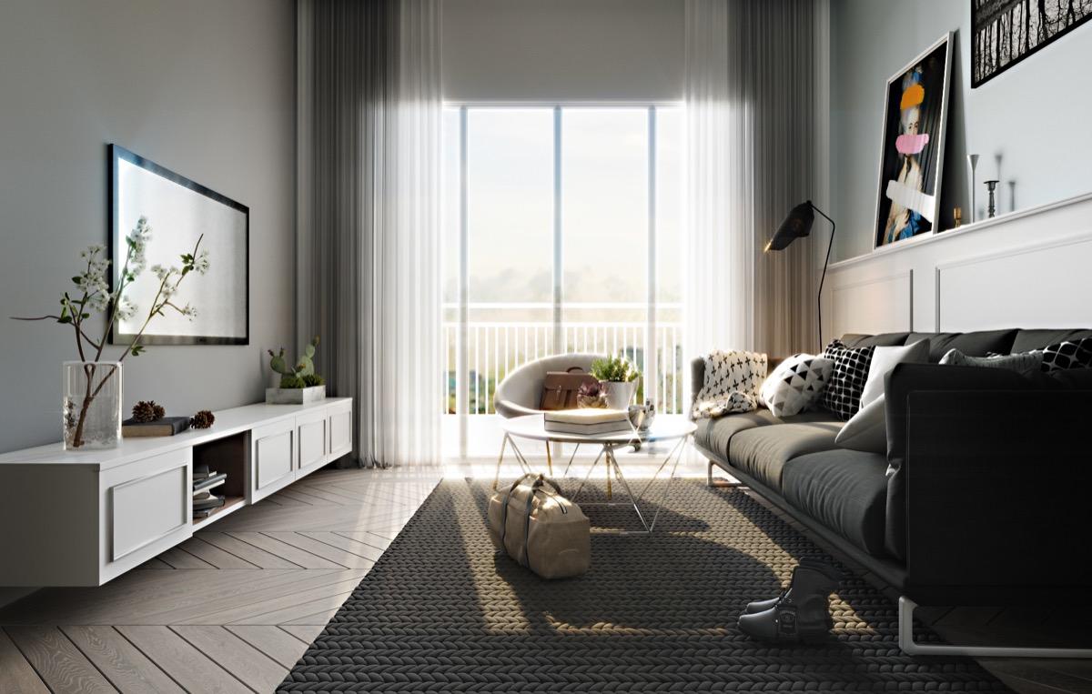 black-and-pastel-lounge-Scandinavian