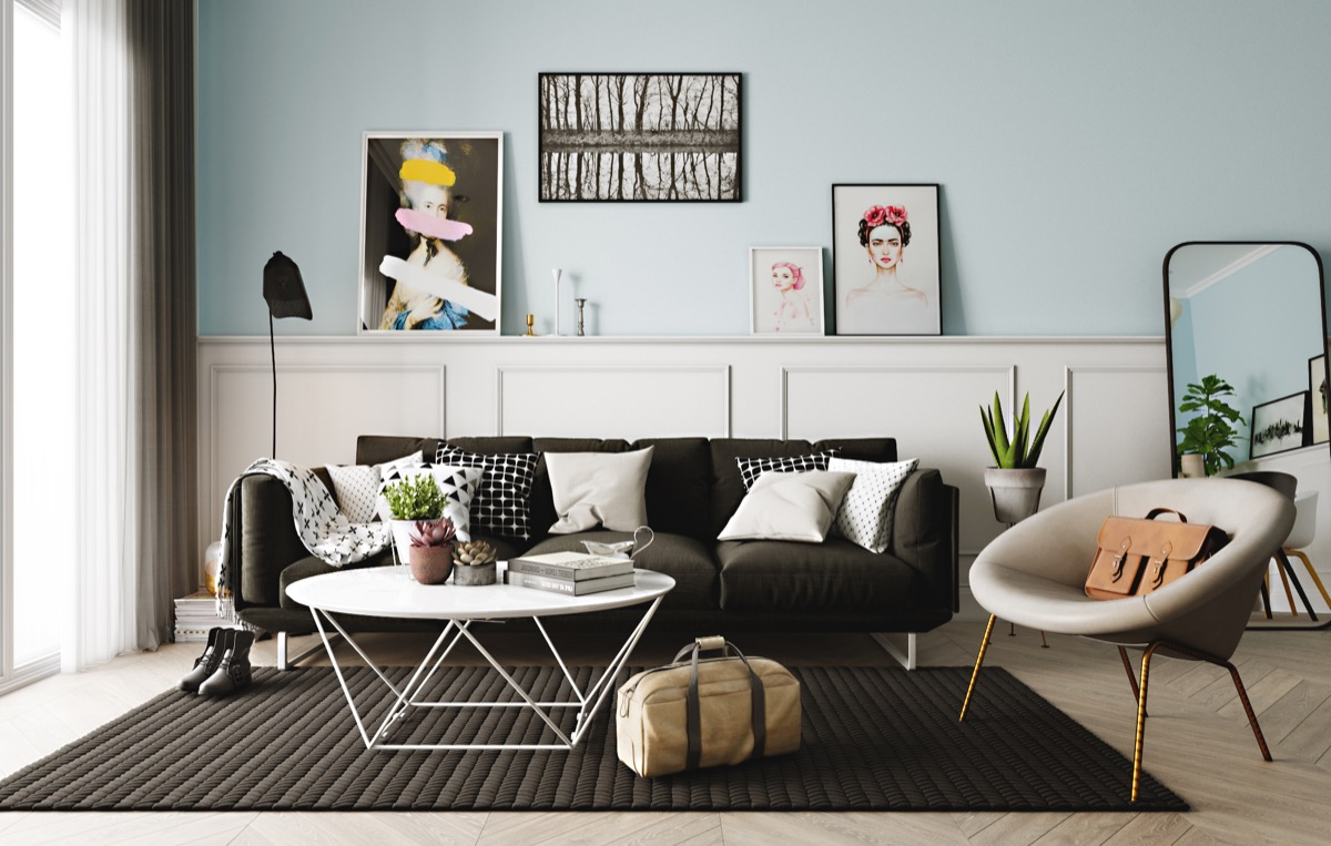 Scandinavian Interior Designs With Pastel and Lightly ...