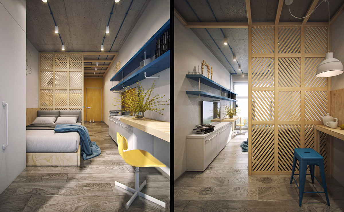 blue-and-yellow-interior-design