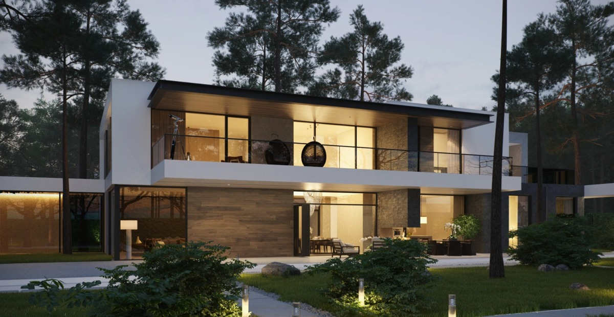 forest-setting-lit-modern-two-storey-house-elevation