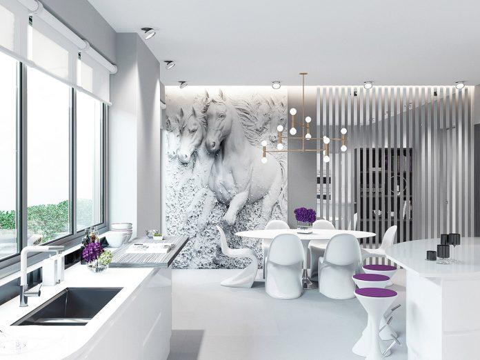strikingly dining room designs