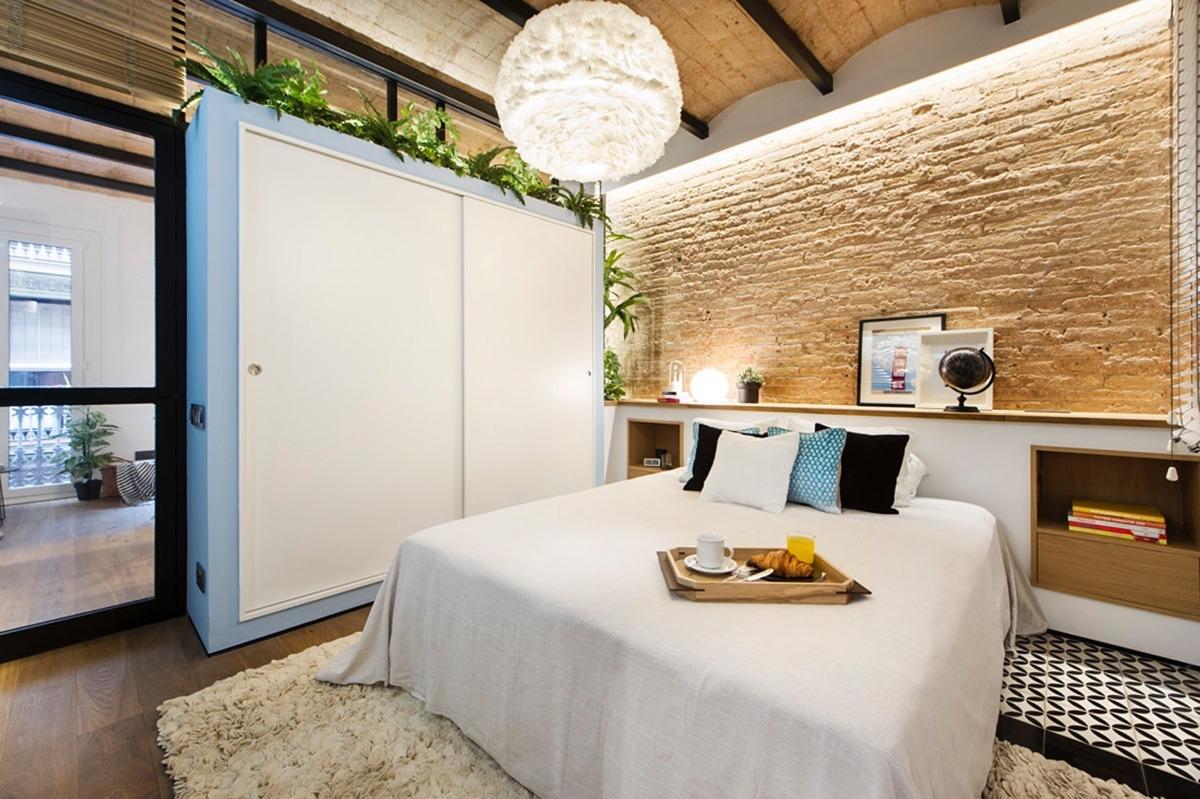 modern urban bedroom design