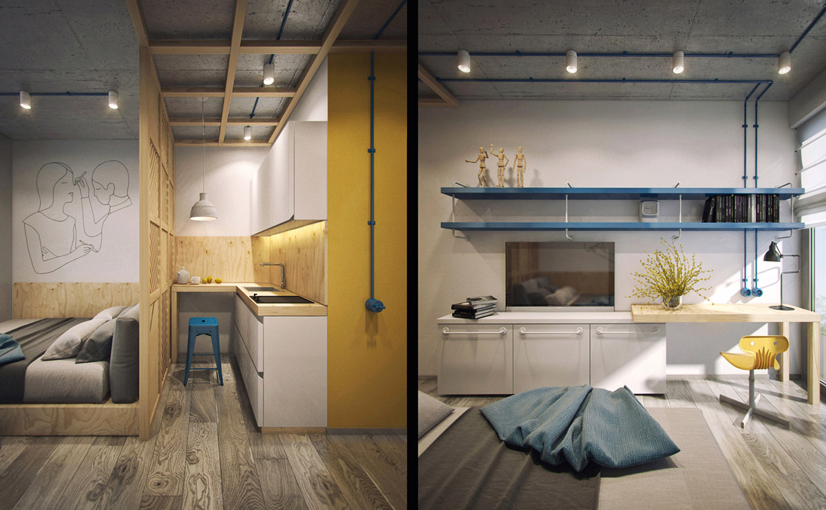 modular-studio-apartment-design