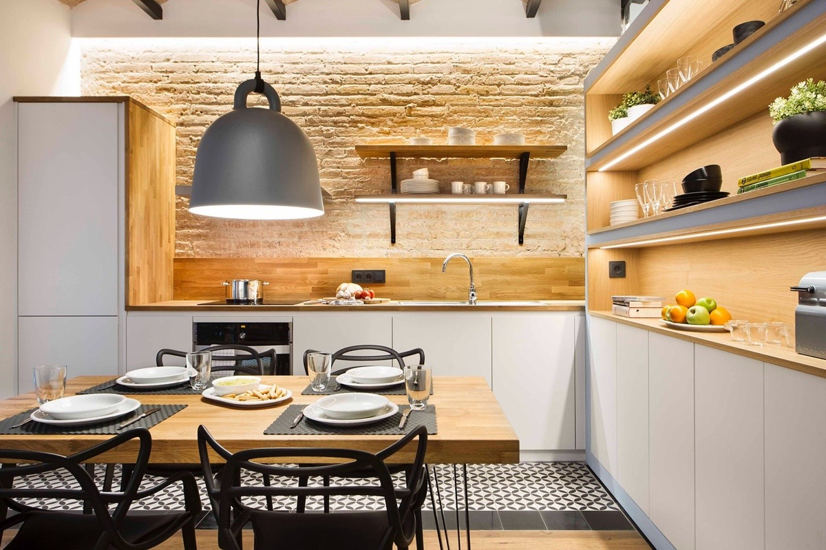 raw-exposed-wall-in-kitchen