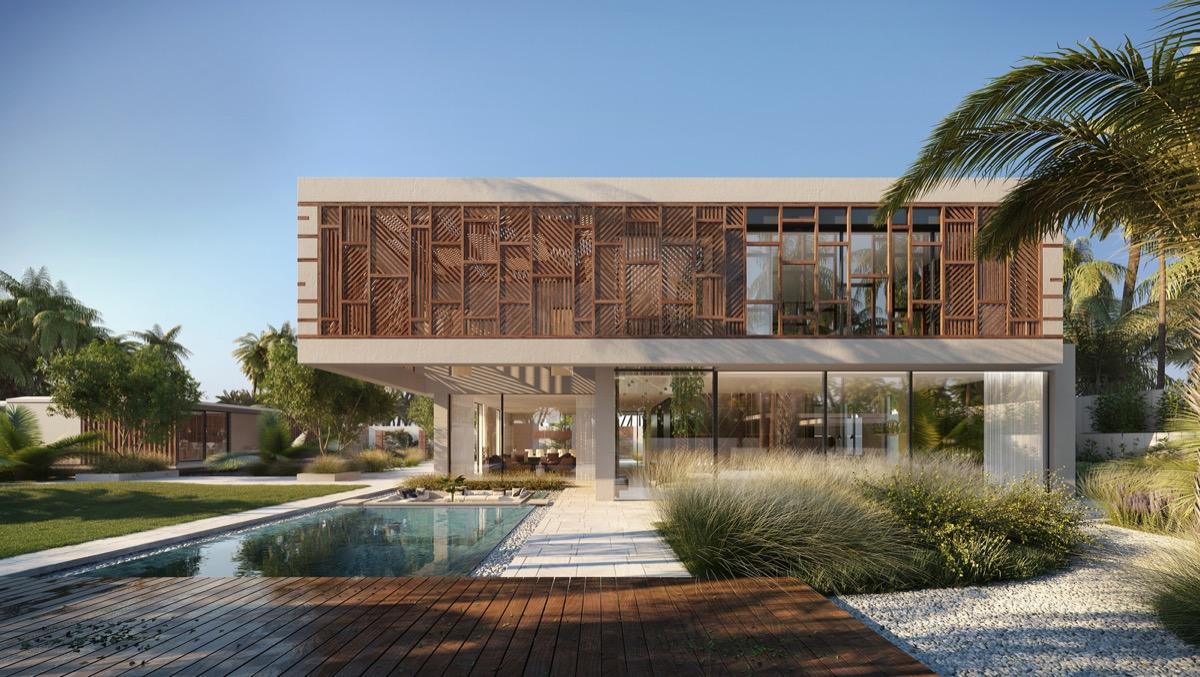 unique contemporary home design