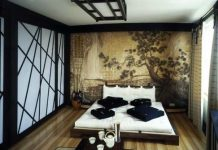Japanese bedroom designs