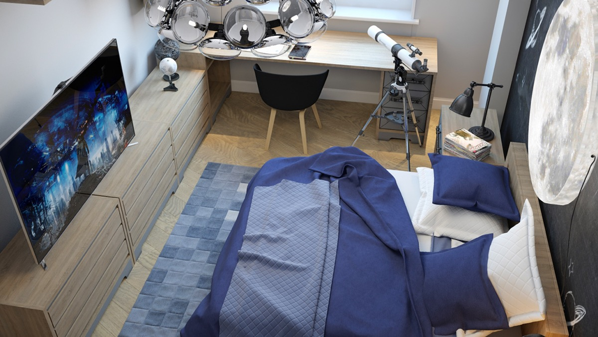 blue-room boys room