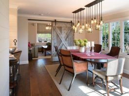 graceful dining room designs