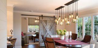 graceful dining room designs