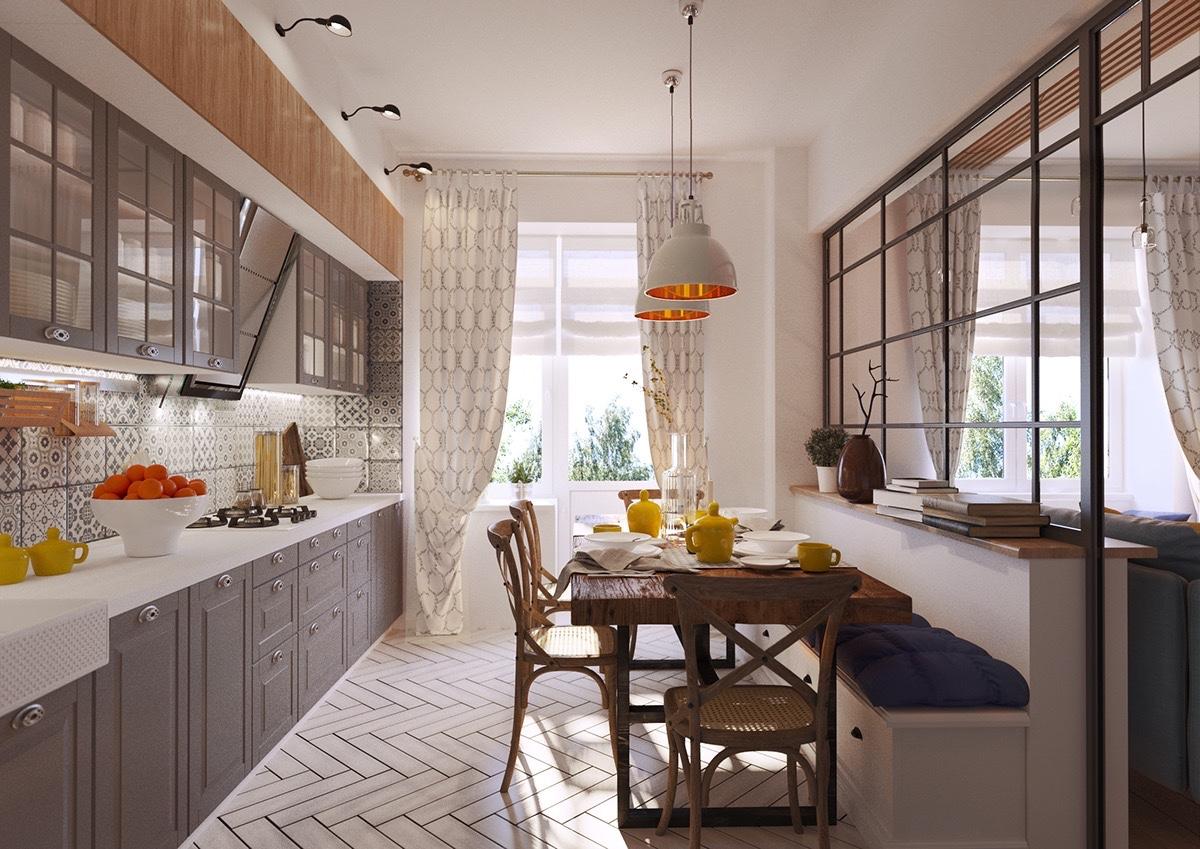 classic kitchen nuance