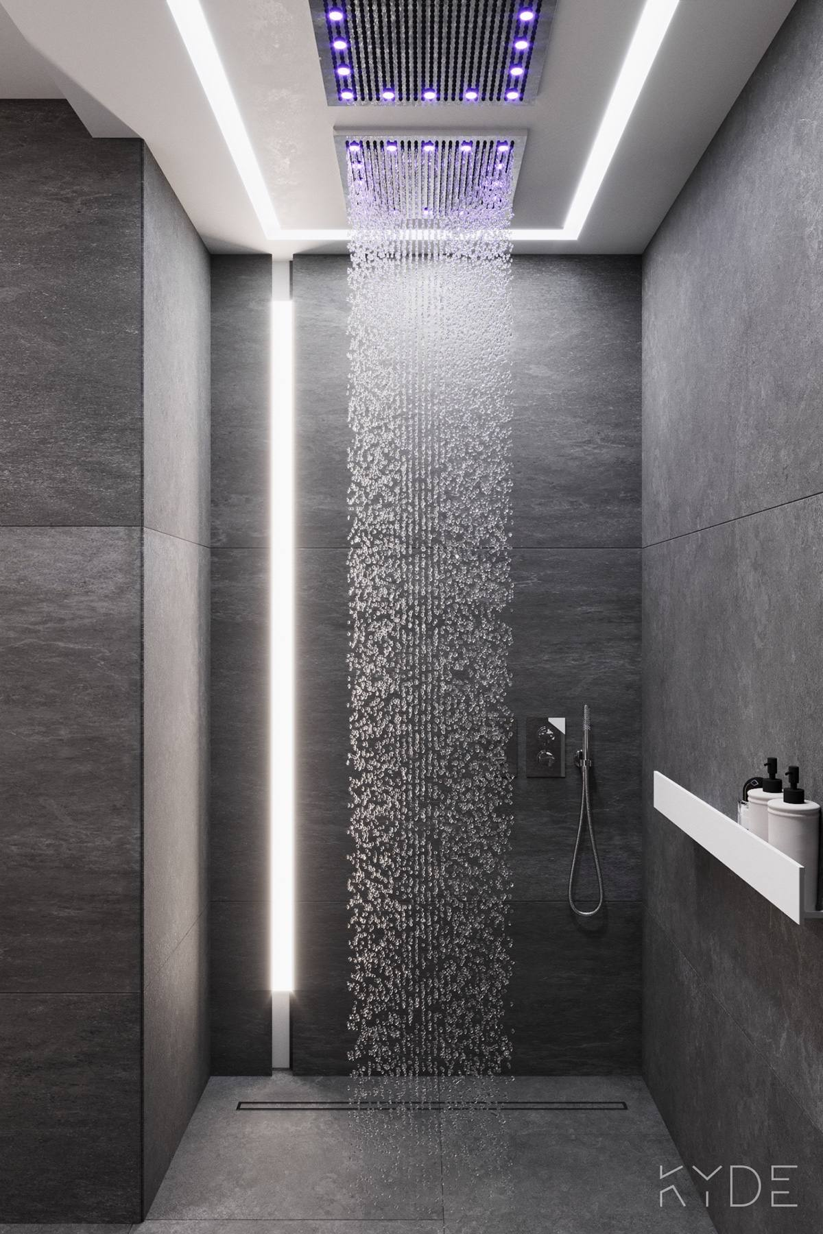 luxury-shower-with-modern-fittings