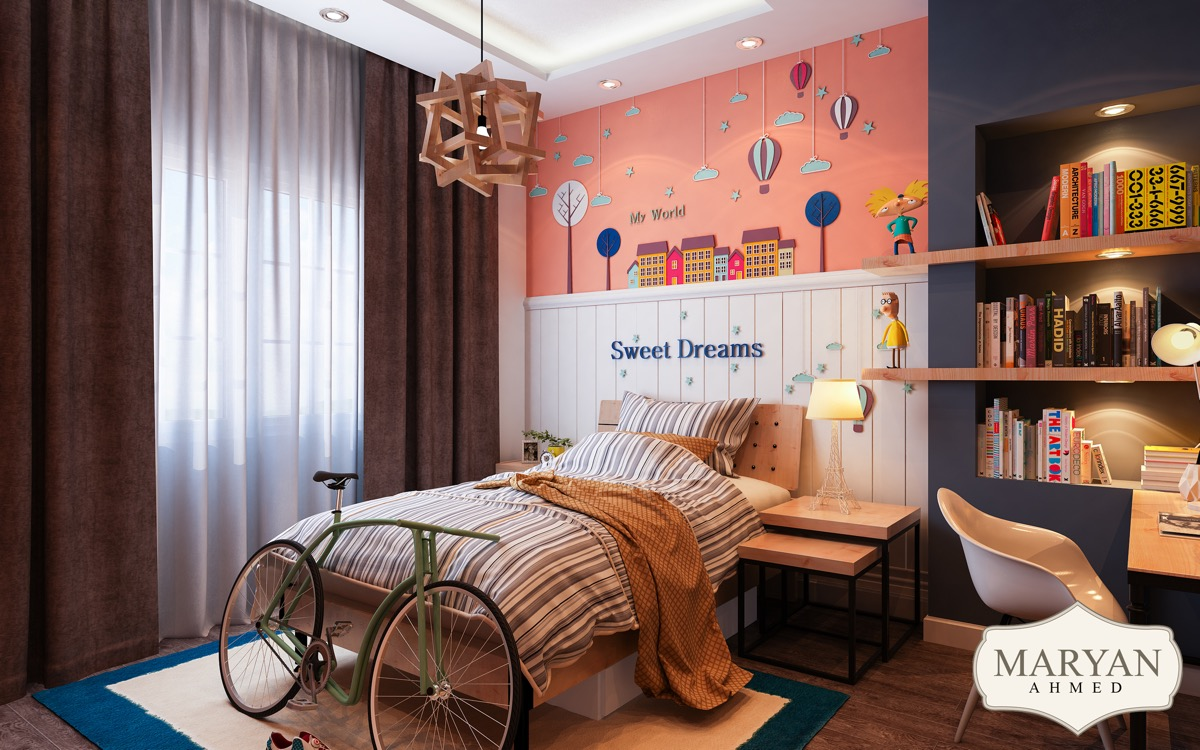 playful-wall-decor ideas