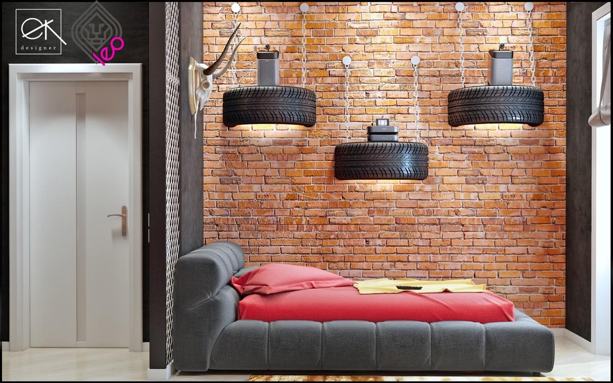 unique-pendant-lights for bedroom