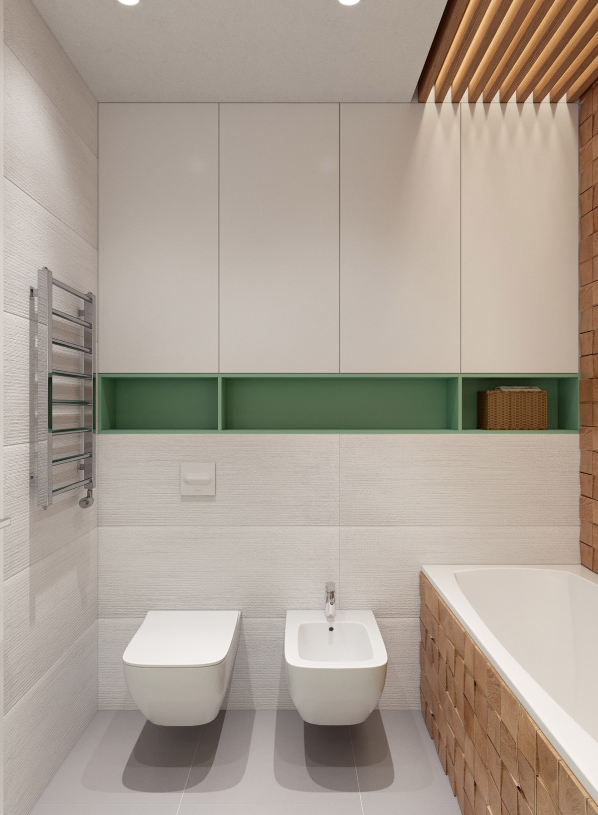 white-and-pale-green-bathroom-color-scheme