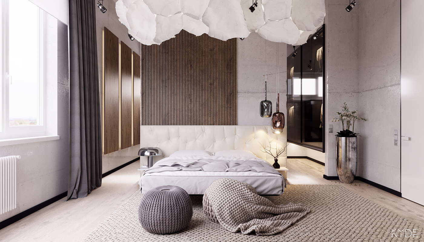 beautiful modern bedroom ideas