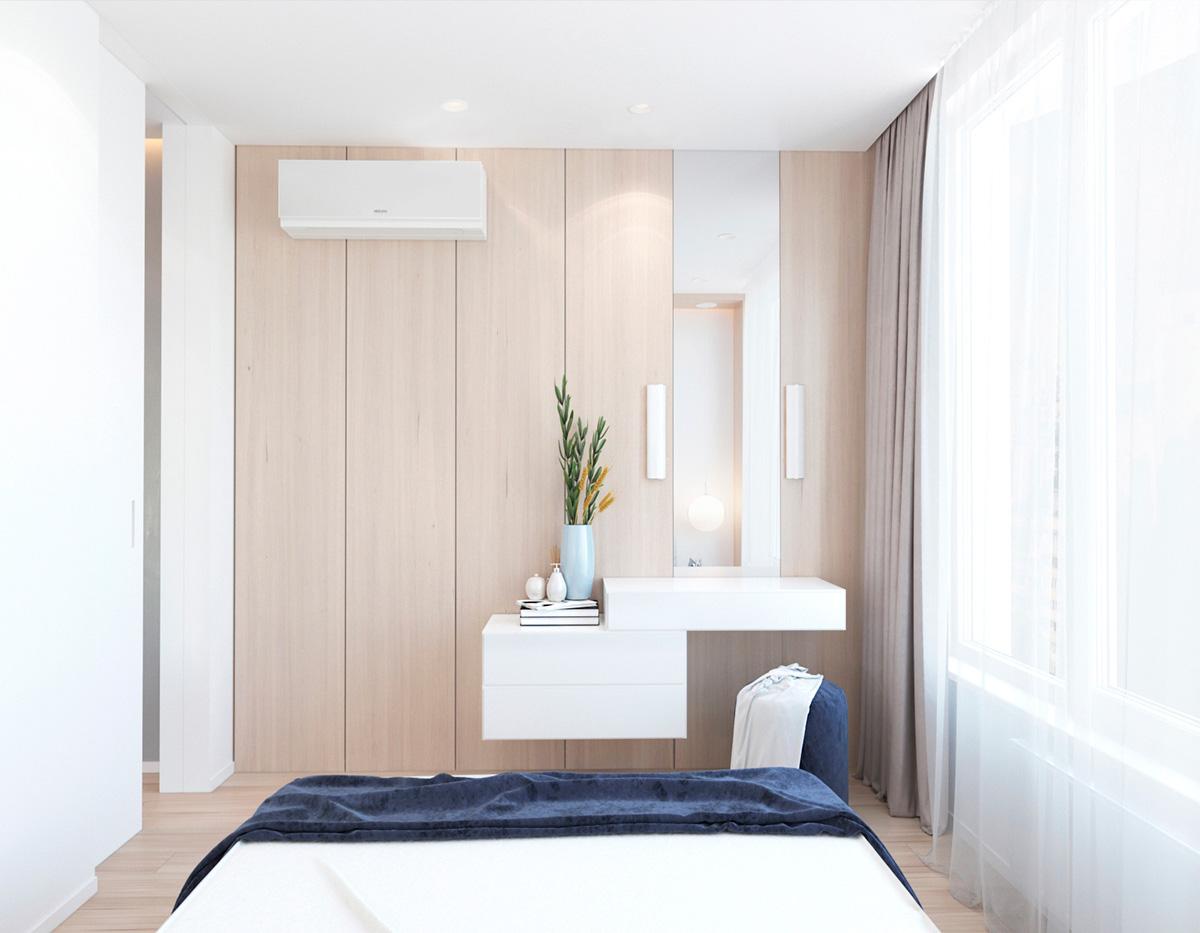bedroom-lighting for modern bedroom