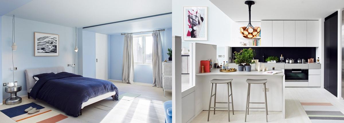 chic bedroom design