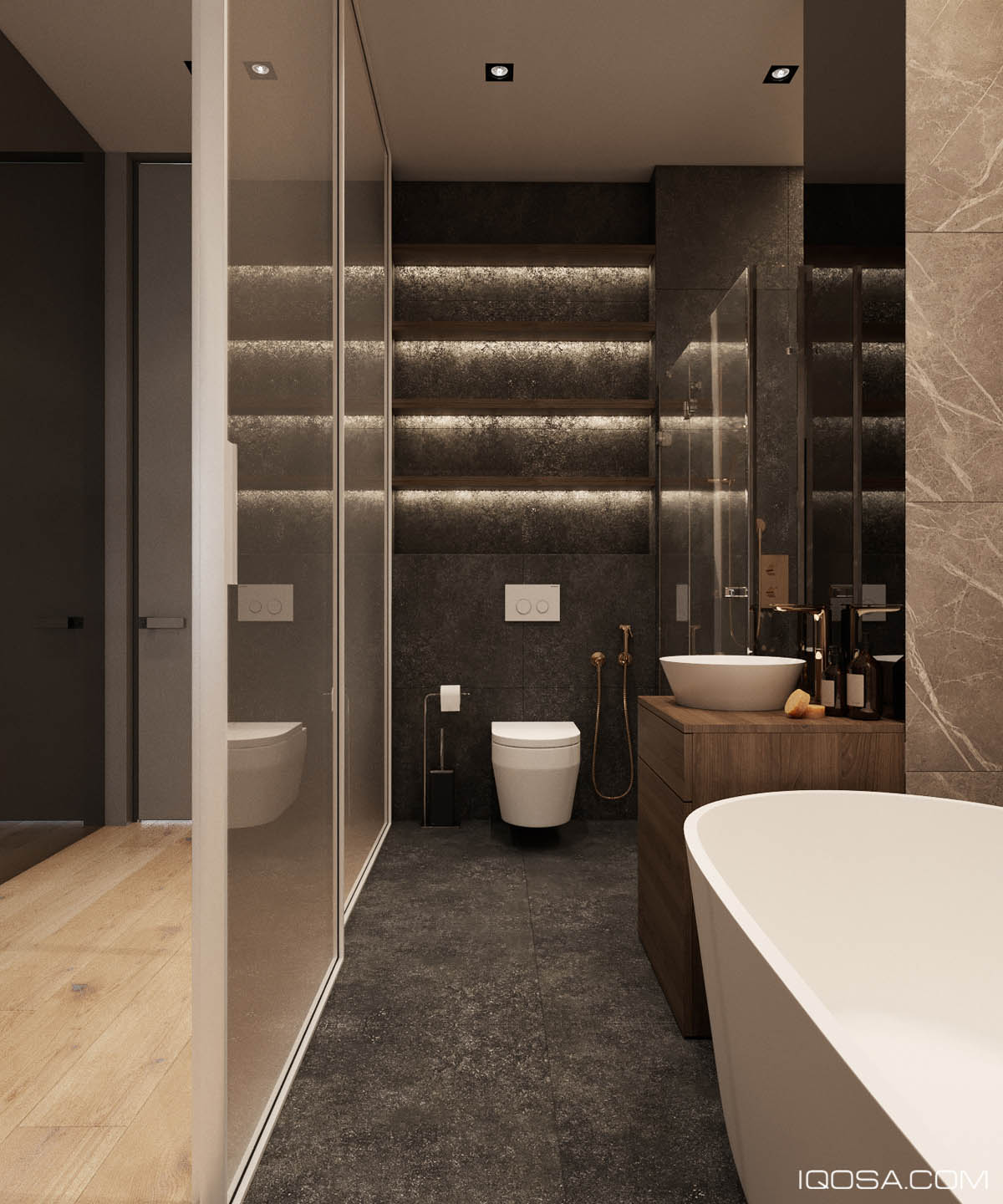 creative-luxury-bathroom-lighting