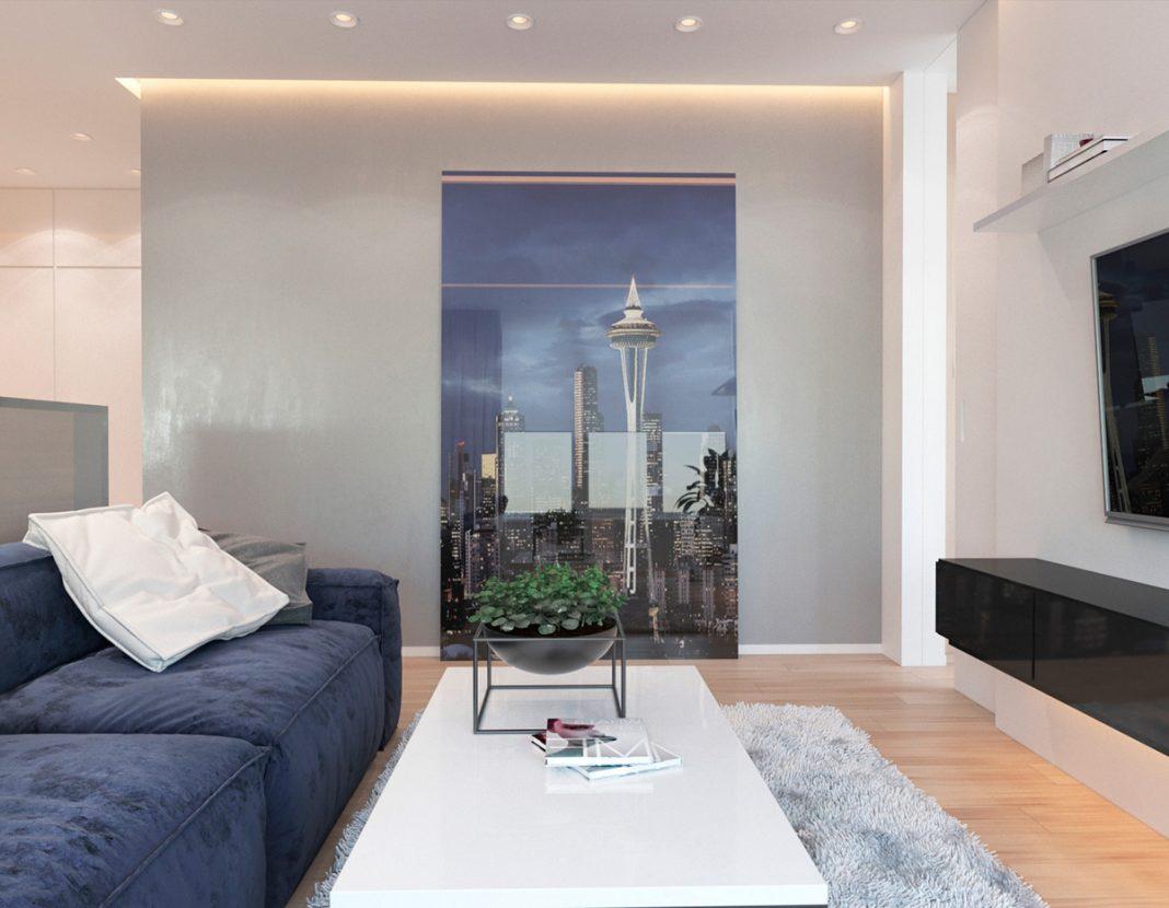 Modern apartment decorations 2
