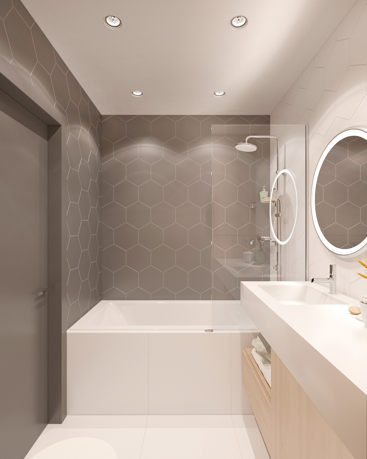 gray-and-white-bathroom