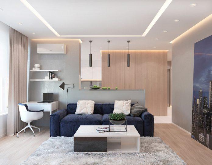 khái niệm căn hộ hiện đại