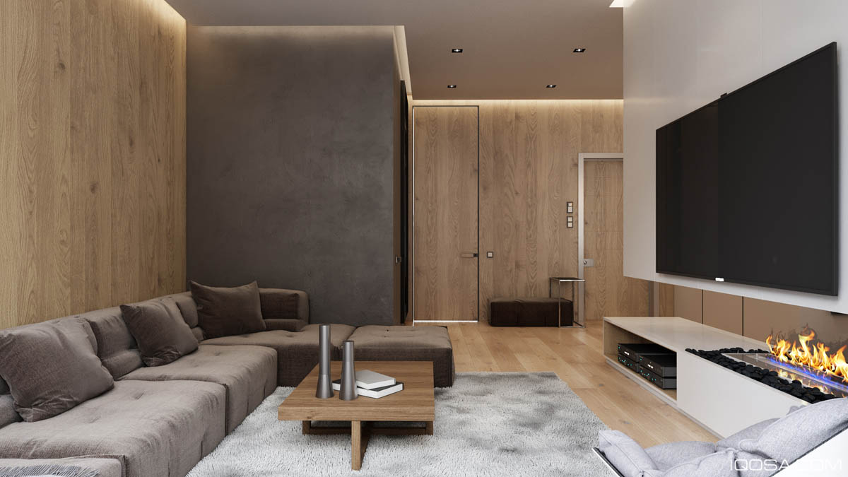 Sophisticated Small Home Design Inspiration With Luxury