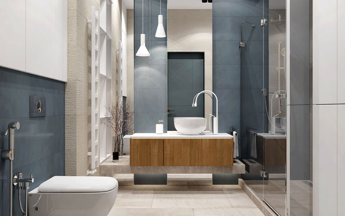 unique-faucets for modern bathroom