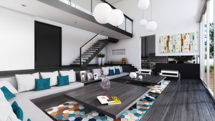 Lovely Living Rooms for a Design Loving Life - plusarquitectura.info