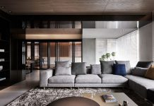 sophisticated design apartment