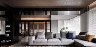 sophisticated design apartment