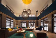 trendy home design concept