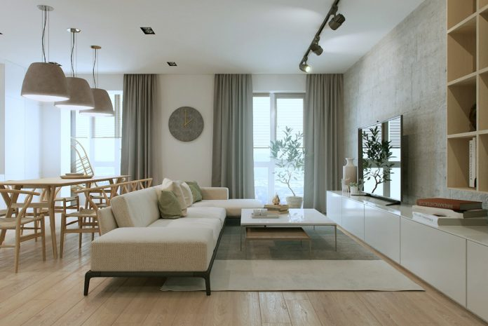 3 Beautiful Concept Designs For Minimalist Home Roohome
