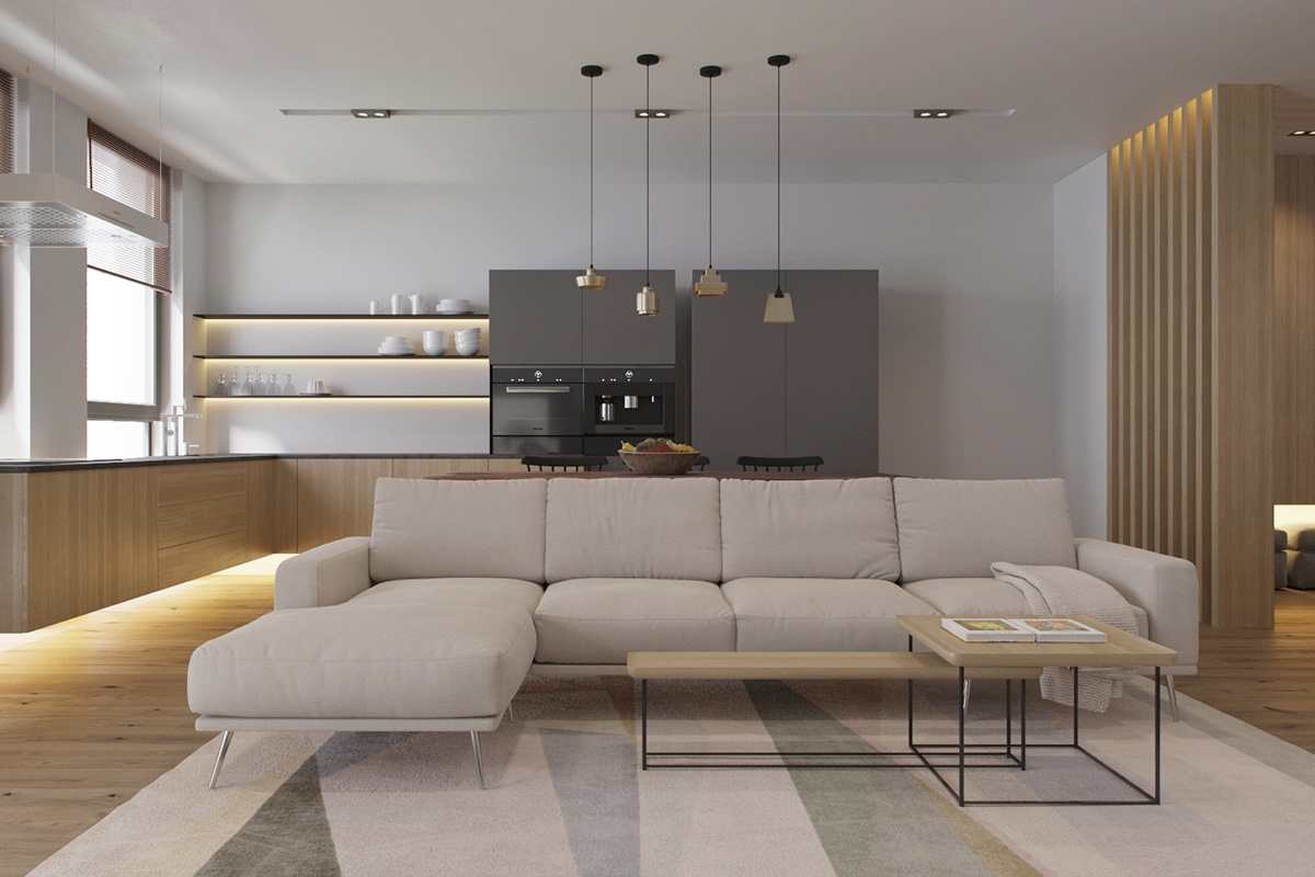Minimalist Home Concept With Beautiful Decor