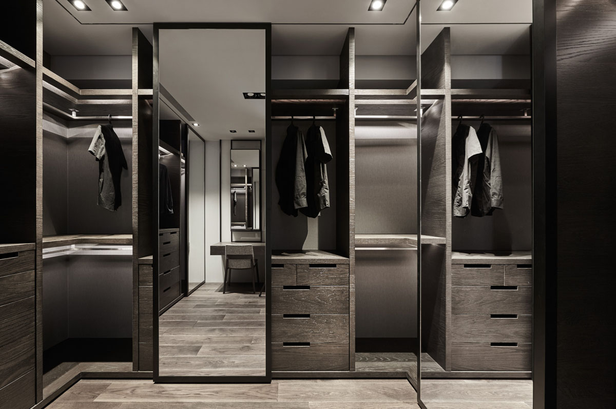 sophisticated wardrobe concept