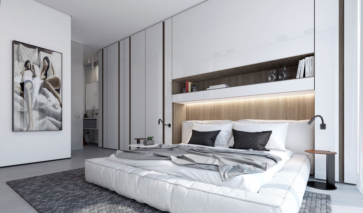 white-and-wood-bedroom ideas